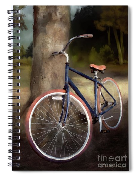 Love And Happiness Spiral Notebook