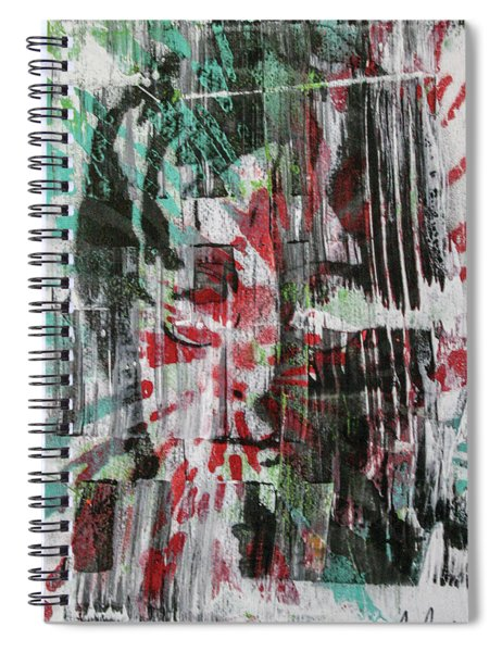 Love And Peace Are Eternal Spiral Notebook
