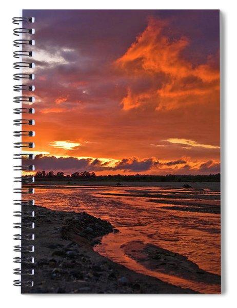 Love At First Light Spiral Notebook