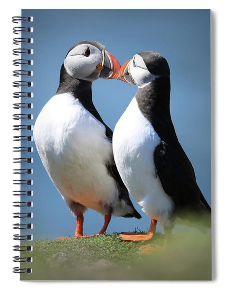 Love Birds Spiral Notebook