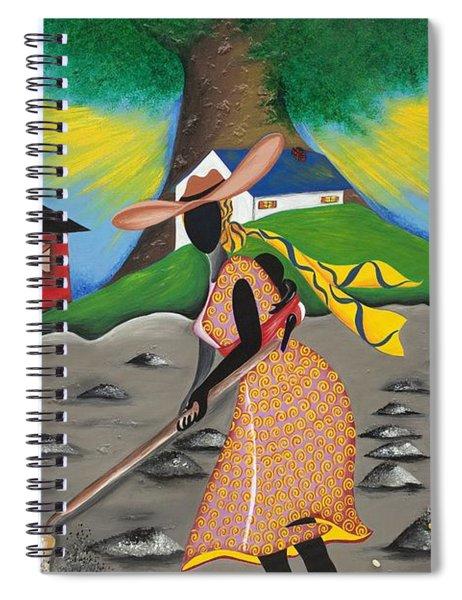 Love Grows Spiral Notebook