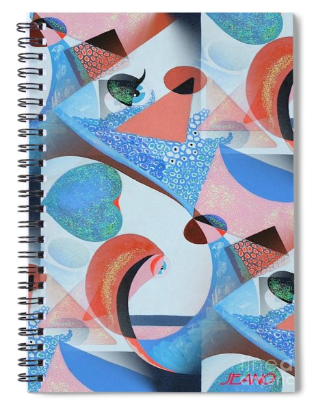 Love Letters #2 Spiral Notebook
