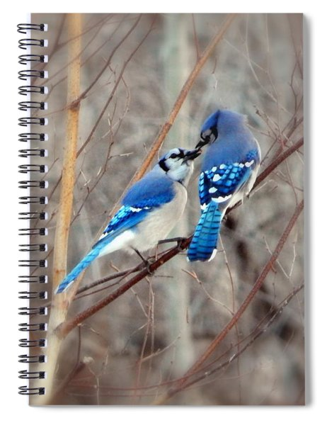 Love Me Tender Spiral Notebook