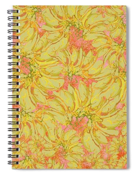 Love Nest 1 Viewb Spiral Notebook