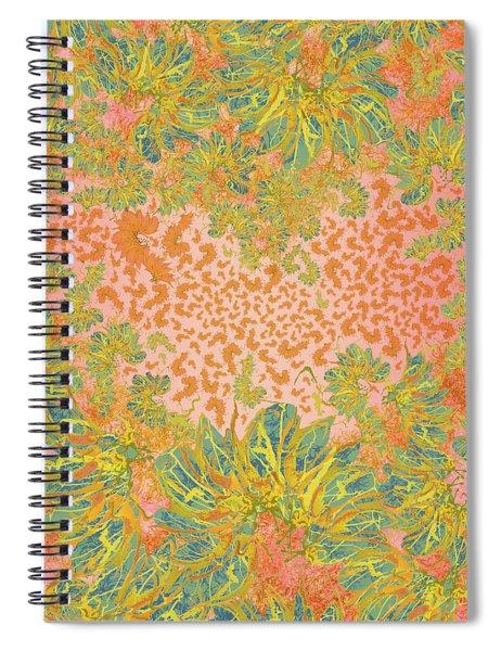 Love Nest 2 Spiral Notebook
