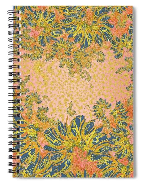 Love Nest 3 Spiral Notebook