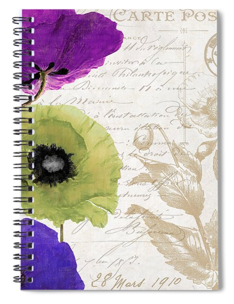 Love Notes II Spiral Notebook