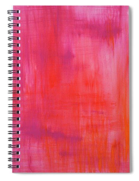Love Starts Here Spiral Notebook