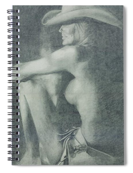 Love Those Cowgirls Spiral Notebook