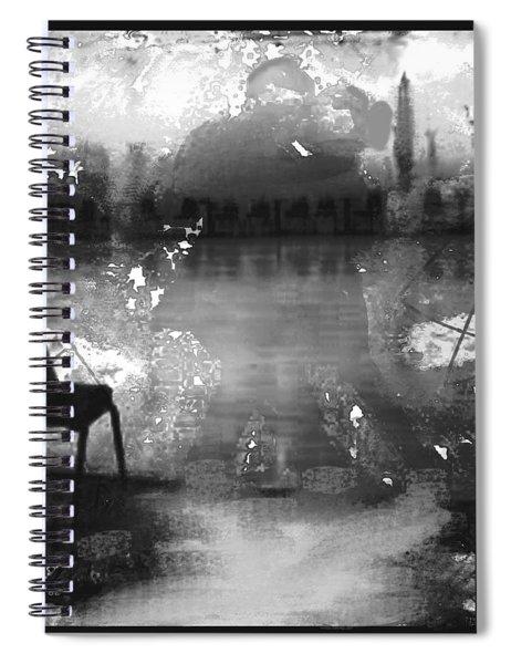 Lovedance Spiral Notebook
