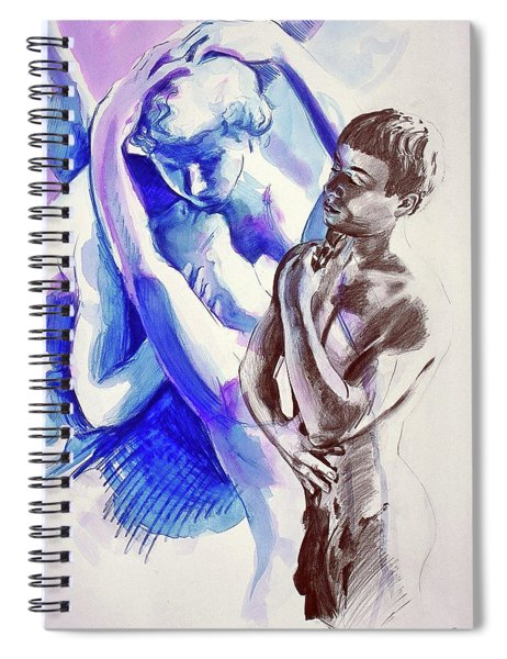 Loves Discovery Spiral Notebook