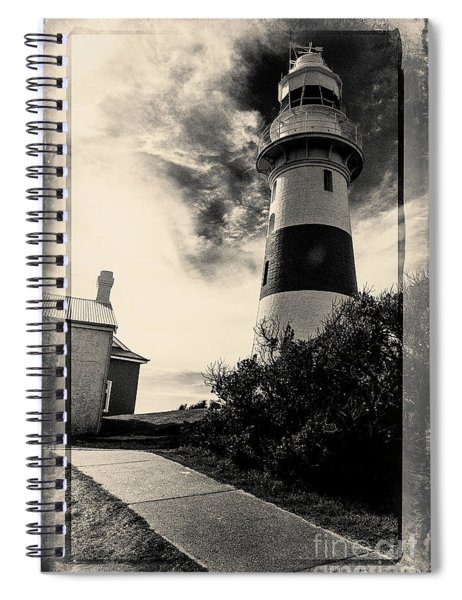 Low Head Lighthouse Spiral Notebook