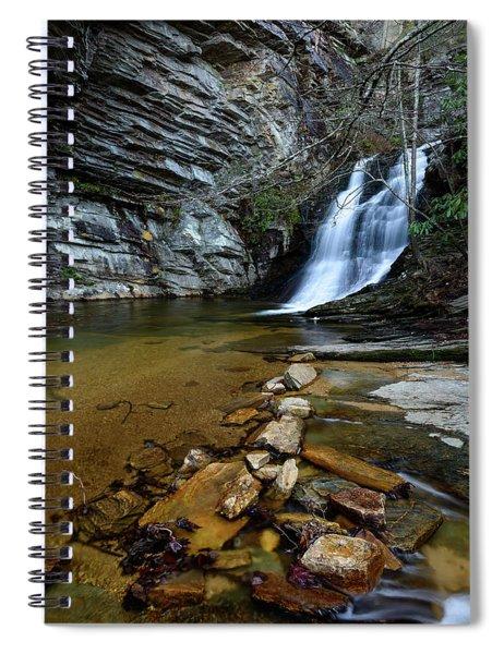 Lower Cascades Spiral Notebook