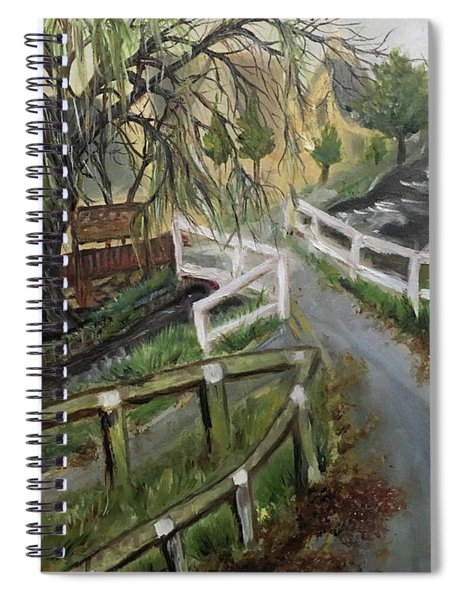 Lower Slaughters Country Inn Spiral Notebook