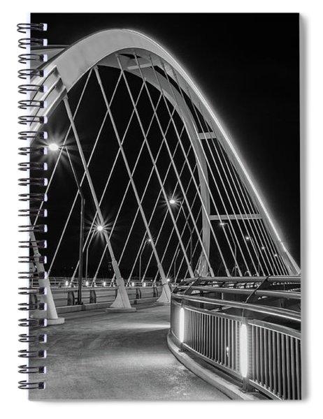 Lowry Avenue Bridge Spiral Notebook