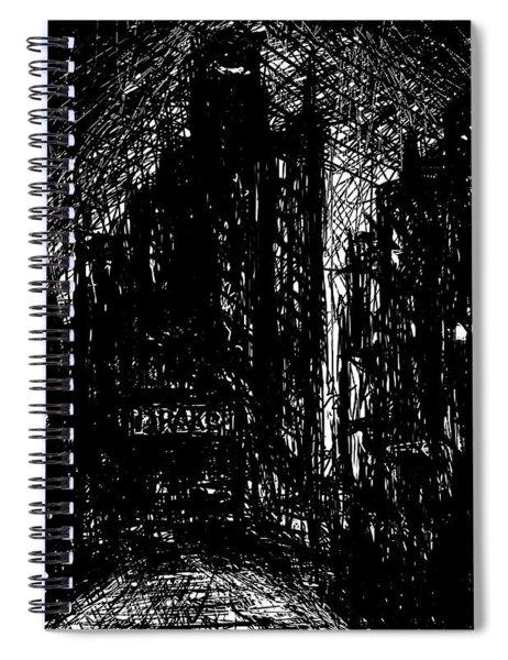 L S D  P M Spiral Notebook