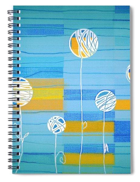 Lubi - S02-31b Spiral Notebook