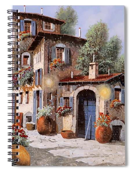 Luci All'entrata Spiral Notebook