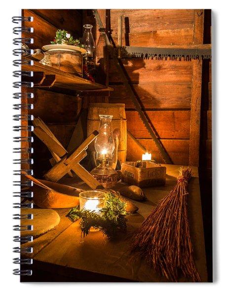 Lucky Joe-1 Spiral Notebook