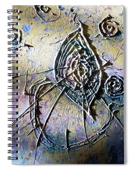 Luminous  Spiral Notebook
