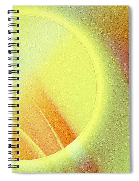 Luna Creciente Spiral Notebook