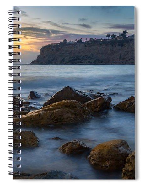 Lunada Bay Spiral Notebook