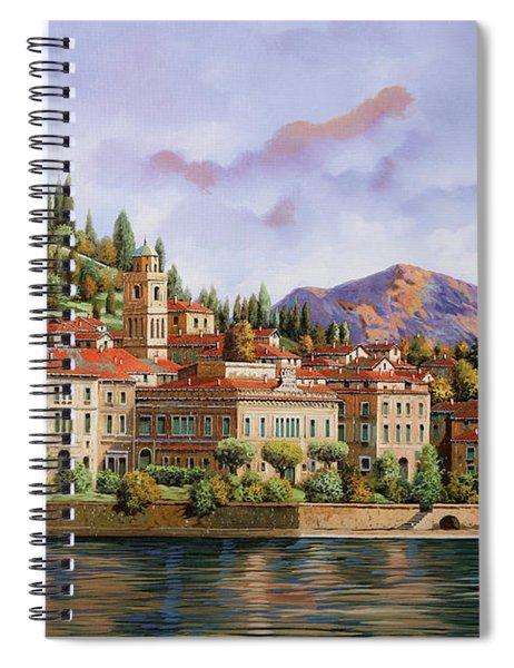 lungolago di Bellagio Spiral Notebook