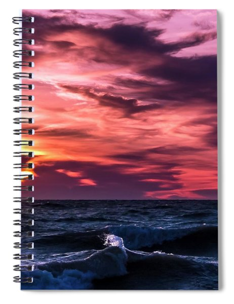 Lure Spiral Notebook