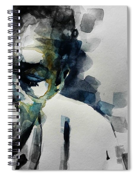 Lush Life  John Coltrane  Spiral Notebook