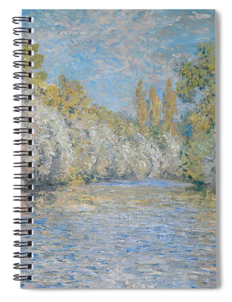 L'yerres Pres De Montgeron Spiral Notebook