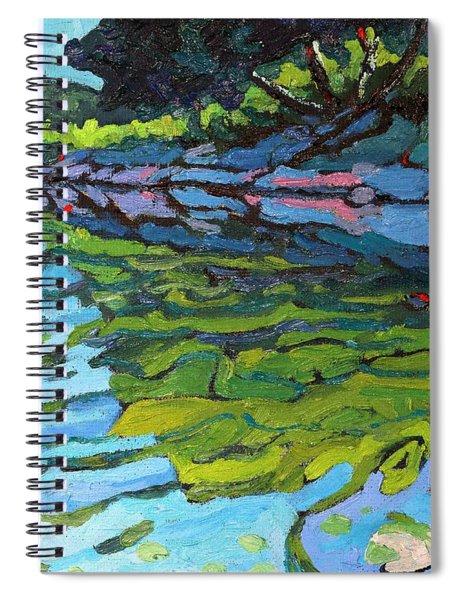 Lyndhurst Shoreline Spiral Notebook
