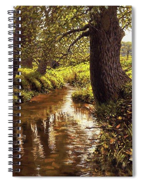 Lyon Valley Creek Spiral Notebook