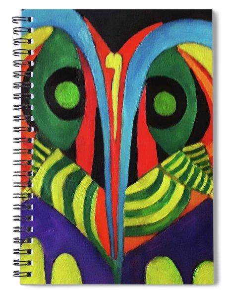 M Spiral Notebook