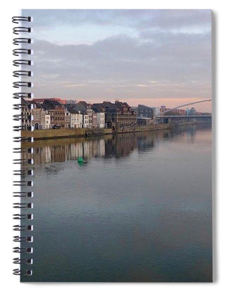 Maas River Spiral Notebook