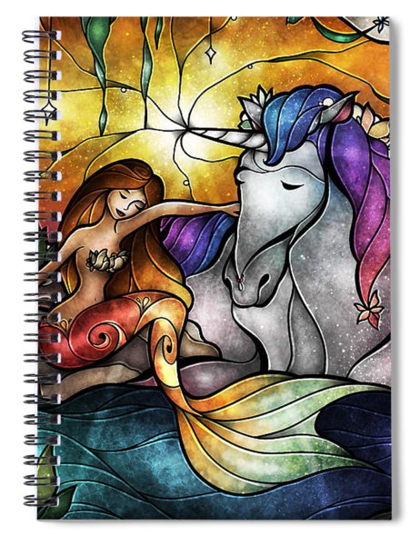 Mackenzie's Treasure Spiral Notebook
