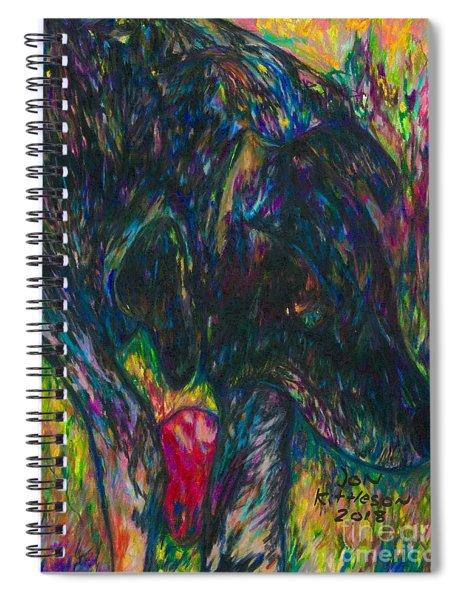 Maggie Spiral Notebook