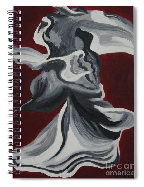 Magic Dance Spiral Notebook