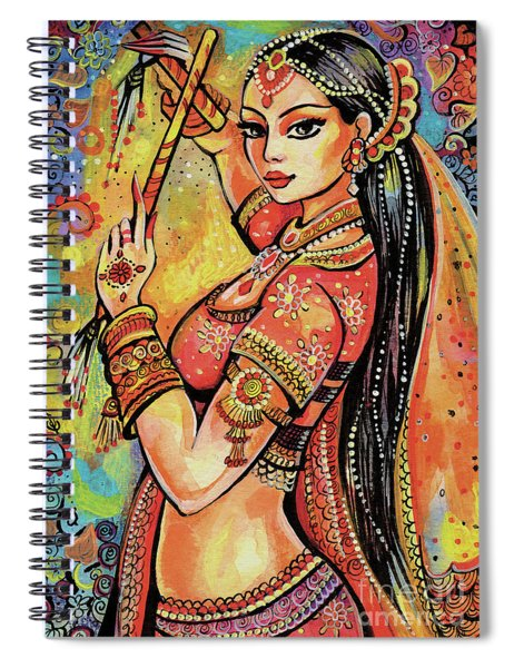Magic Of Dance Spiral Notebook
