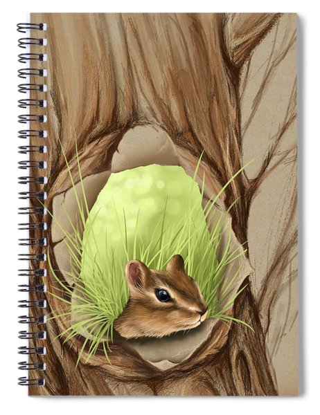 Magic Tree Spiral Notebook