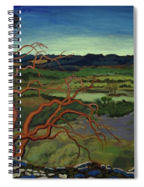 Magic Trees Of Wimberley Spiral Notebook