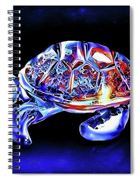 Magic Turtle Spiral Notebook