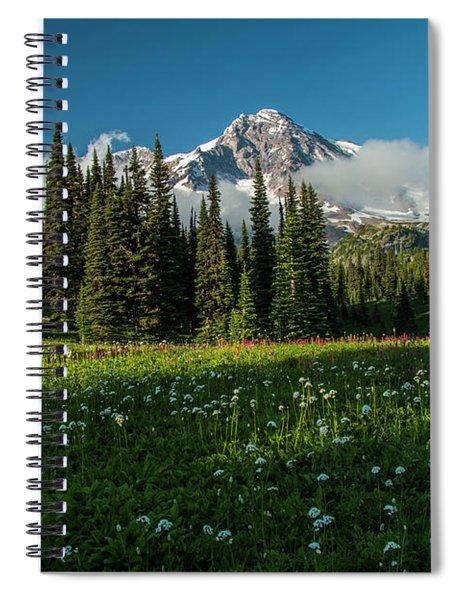 Magical Garden Spiral Notebook