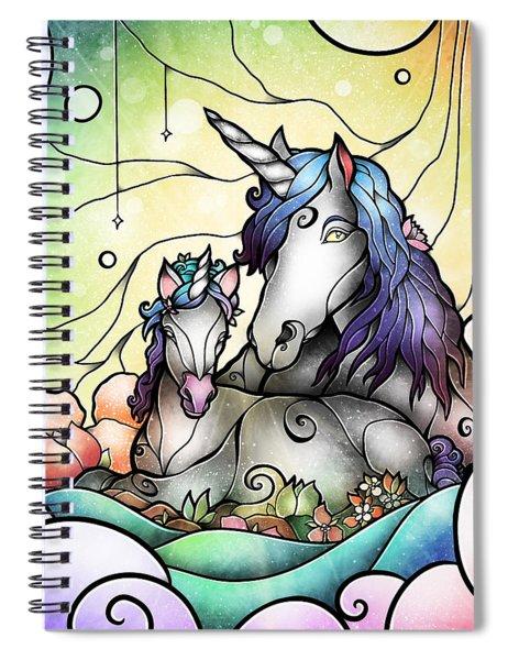 Magic Mama Spiral Notebook