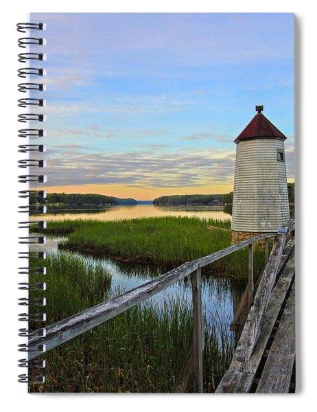 Magical Morning Musings Spiral Notebook