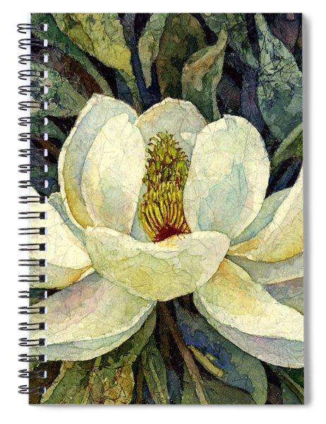 Magnolia Grandiflora Spiral Notebook