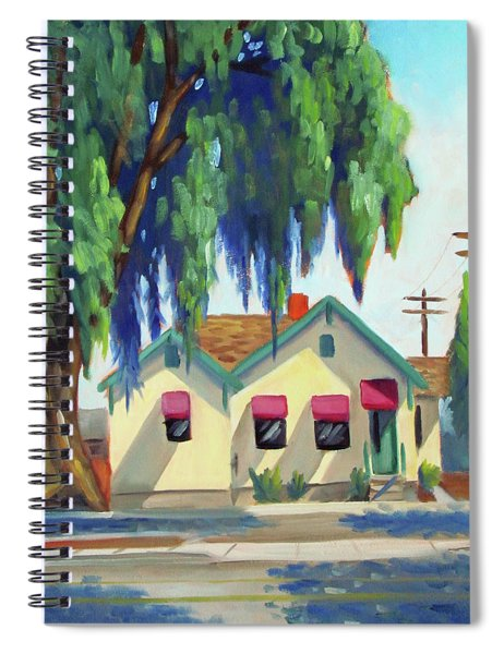 Maily House - Eagle, Idaho Spiral Notebook