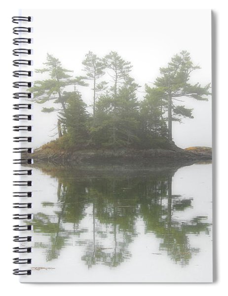 Maine Morning Spiral Notebook