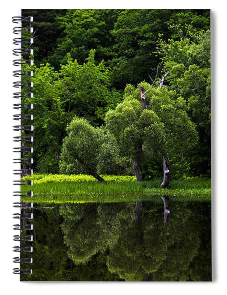 Maine Reflections Spiral Notebook