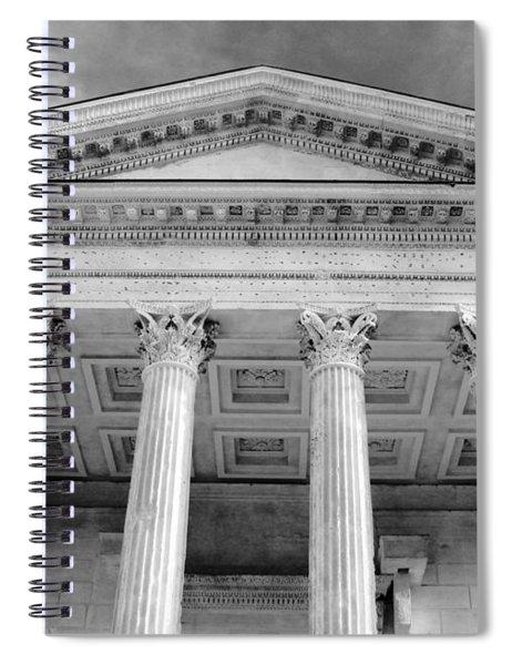 Maison Caree Spiral Notebook