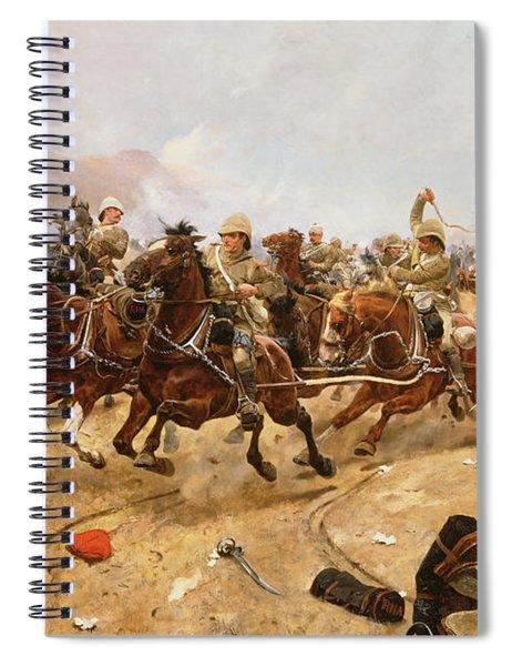 Maiwand Spiral Notebook